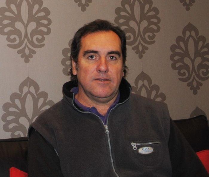 Alejandro Naveiro, presidente de Alvarado. (Foto: El Retrato de Hoy)