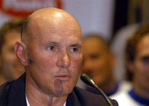 Carlos Horacio Miori, DT de Alvarado.