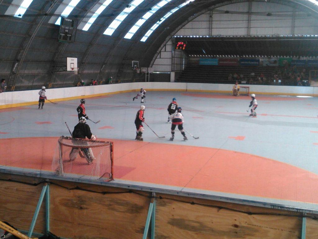 La Liga Nacional de Roller Hockey se cerró en el piso Sport Court de Mendoza.