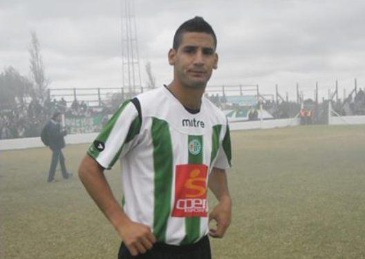 Damián De Hoyos anotó uno de los goles esta tarde.