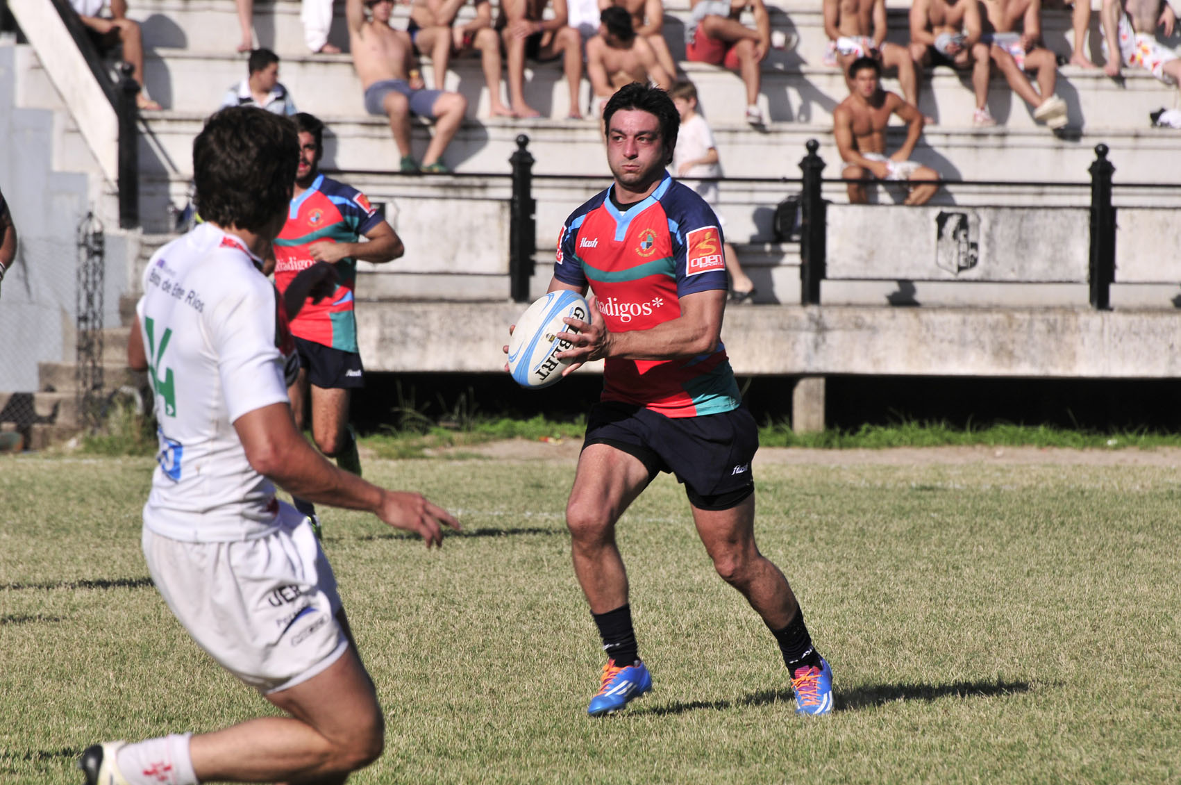 El equipo de la URMDP no tuvo un buen rendimiento en Paraná. (Foto: Diario UNO de Entre Ríos)