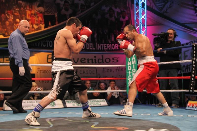 Luis Lazarte ganó pero mostrando muy poco. (Foto: archivo)
