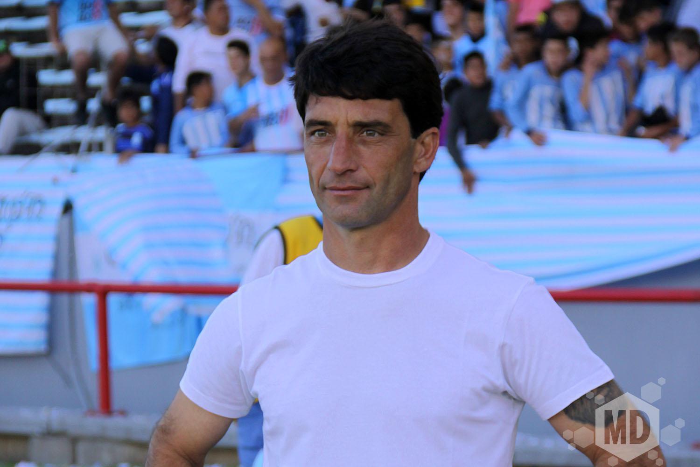 Gustavo Noto comienza una nueva etapa como DT.