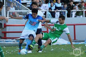 Fue un partido duro para Unión, pero pudo ganar. (Foto: Carlos De Vita)