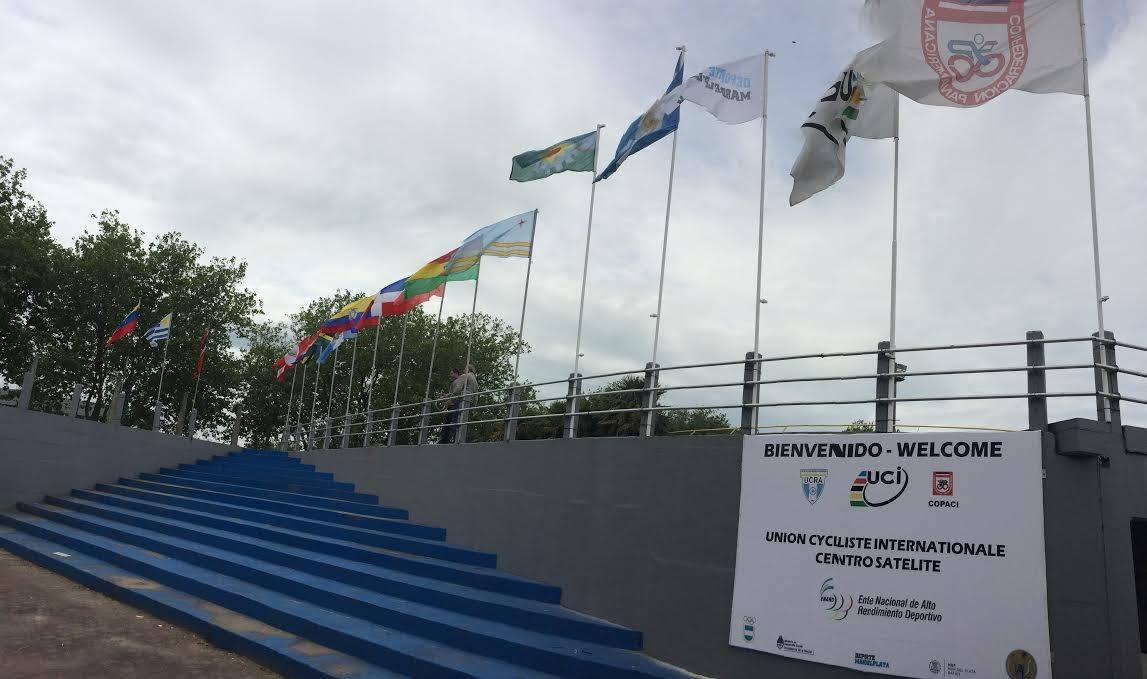El Velódromo de Mar del Plata se quedará sin el Argentino de Pista.