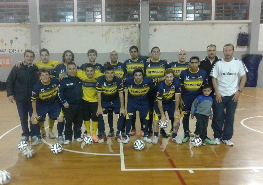 El plantel de Boca que representará a la ciudad por primera vez en un Nacional de Futsal AFA.