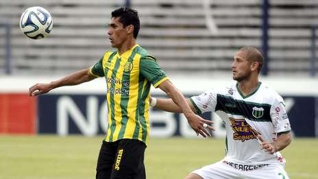 Ángel Vildozo no estará disponible al menos hasta la 3º fecha. (Foto: Olé)