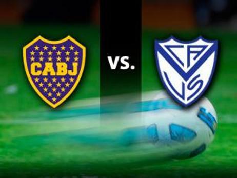 Boca y Velez jugarán en Mar del Plata por un lugar en los grupos de la Libertadores.