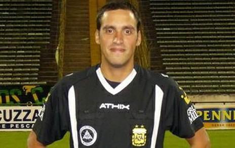 Fernando Rapallini será el árbitro el jueves.