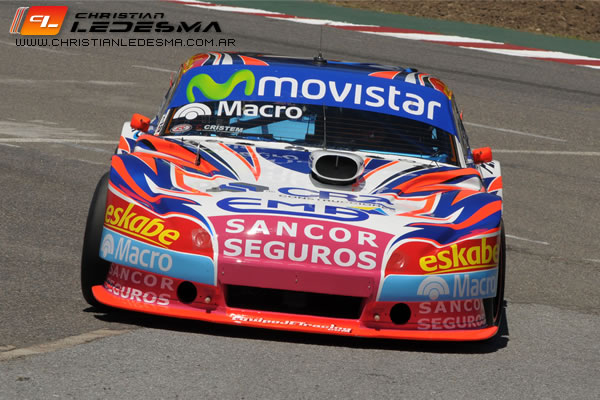 Christian Ledesma terminó quinto en la clasificación de hoy.