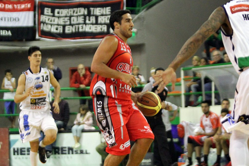Maximiliano Maciel tuvo una gran labor para su equipo.