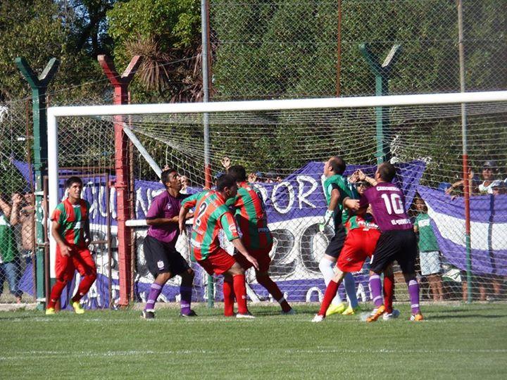 Círculo Deportivo goleó y sigue invicto.
