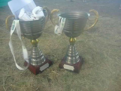Las Copas obtenidas por los hermanos Álvarez en Río Negro.