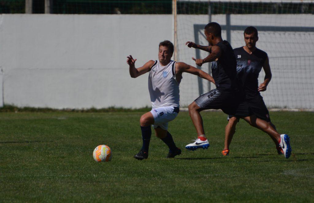 Unión jugó con Huracán dos encuentros. (Foto: Pedro Celano)