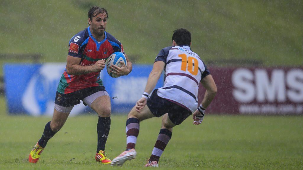 Mariano Abate es uno de los convocados para jugar el fin de semana. (Foto: Prensa URMDP)