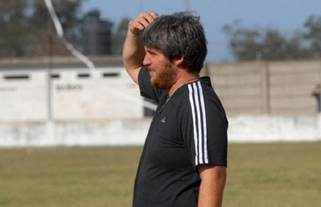 Martín Quintas no seguirá como entrenador de Círculo Deportivo.