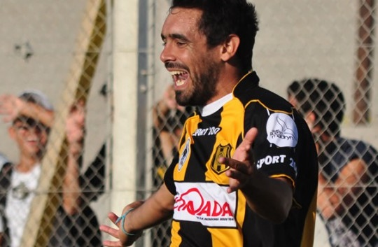 Matías Parolari es uno de los jugadores que arregló terminos con Alvarado.