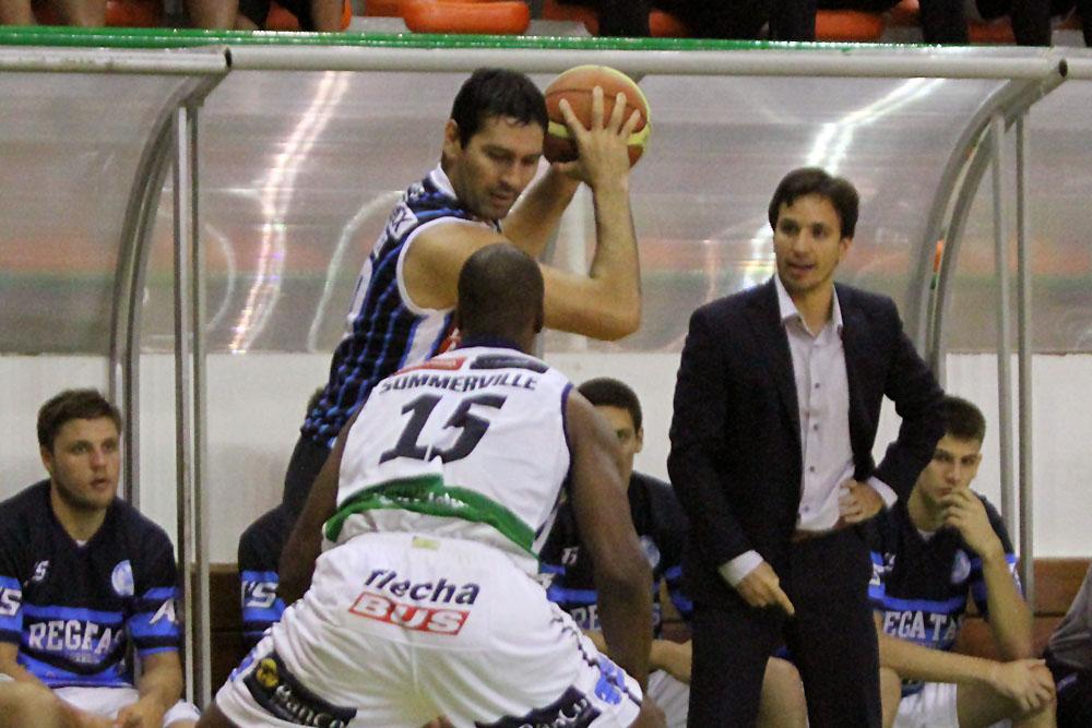 Leonardo Gutiérrez fue protagonista en el goleo milrayitas. (Foto: Carlos De Vita)