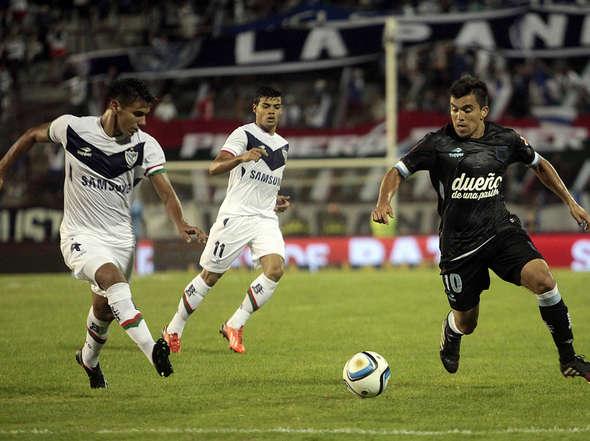 Racing fue más que Vélez y se quedó con la Copa. (Foto: Télam)