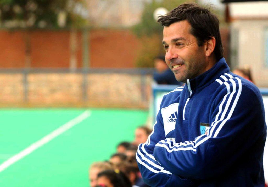 Santiago Capurro se mostró confiado en el grupo joven que armó.