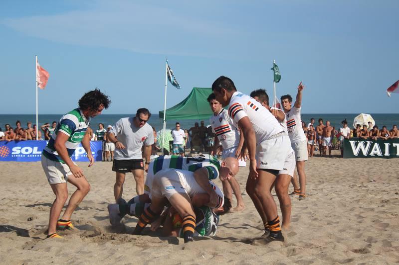La actividad del rugby en Miramar continúa.