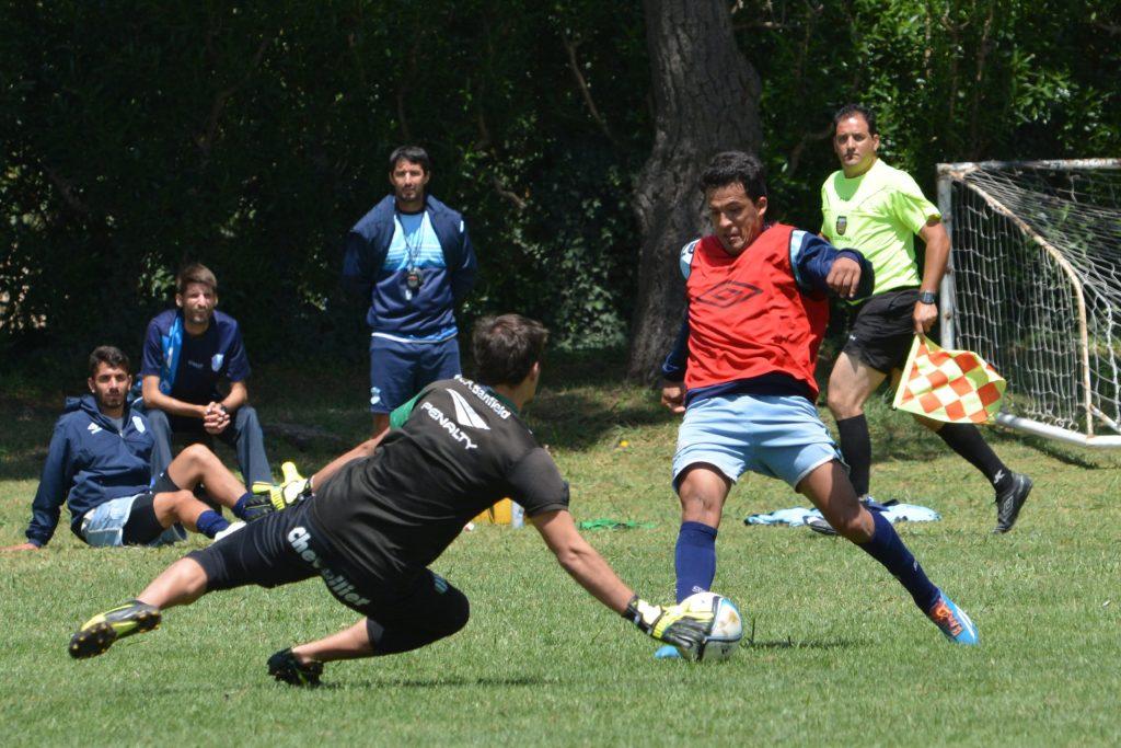 Unión empató 2-2 con el equipo de Matías Almeyda. (Foto: Pedro Celano)