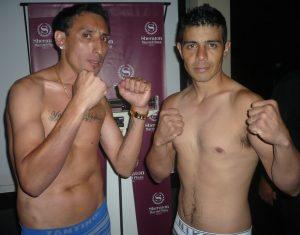 El marplatense Walter Perales se medirá con Pablo Sepúlveda. (Foto: Prensa Argentina Boxing Promotions)