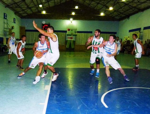 Kimberley perdió en el inicio de la 2º fase del Torneo Provincial.