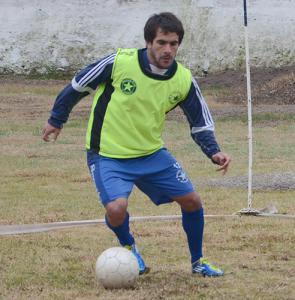 Facundo Alfonso es jugador de Alvarado. (Foto: Oladefútbol.com.ar)