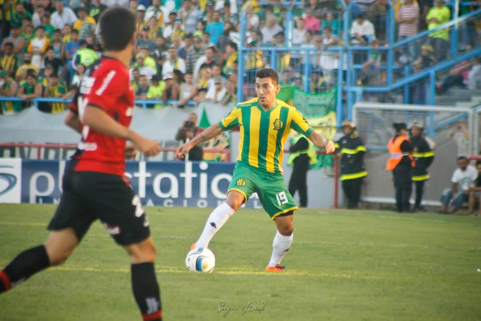 Martín Rivero no podrá estar durante 15 días. (Foto: Sergio Biale)