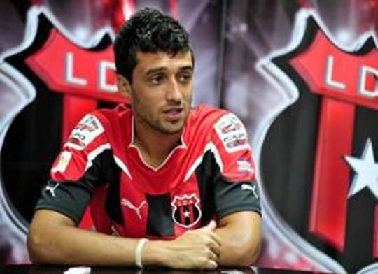 Mauro Castro es otro de los jugadores para Alvarado.
