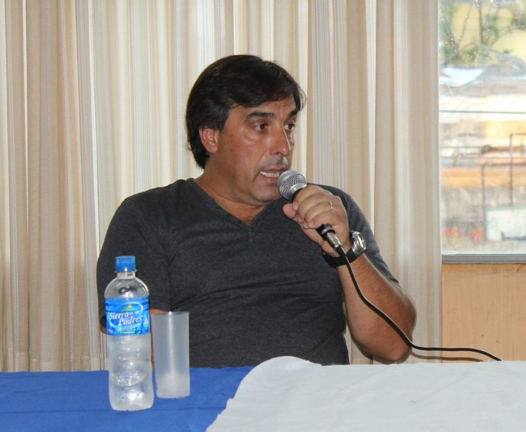 El presidente de Alvarado, Pablo Mirón, habló de todo en Marca Deportiva Radio.