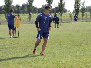 Fabián Castillo ya está a las ordenes de Luis Nicoletti.