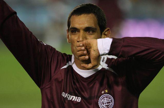 José Sand intentará traer sus goles a Mar del Plata.