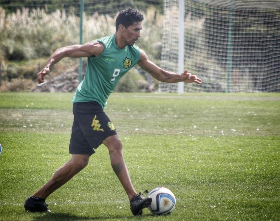 Ángel Vildozo se pone a punto para el regreso. (Foto: Sergio Biale)