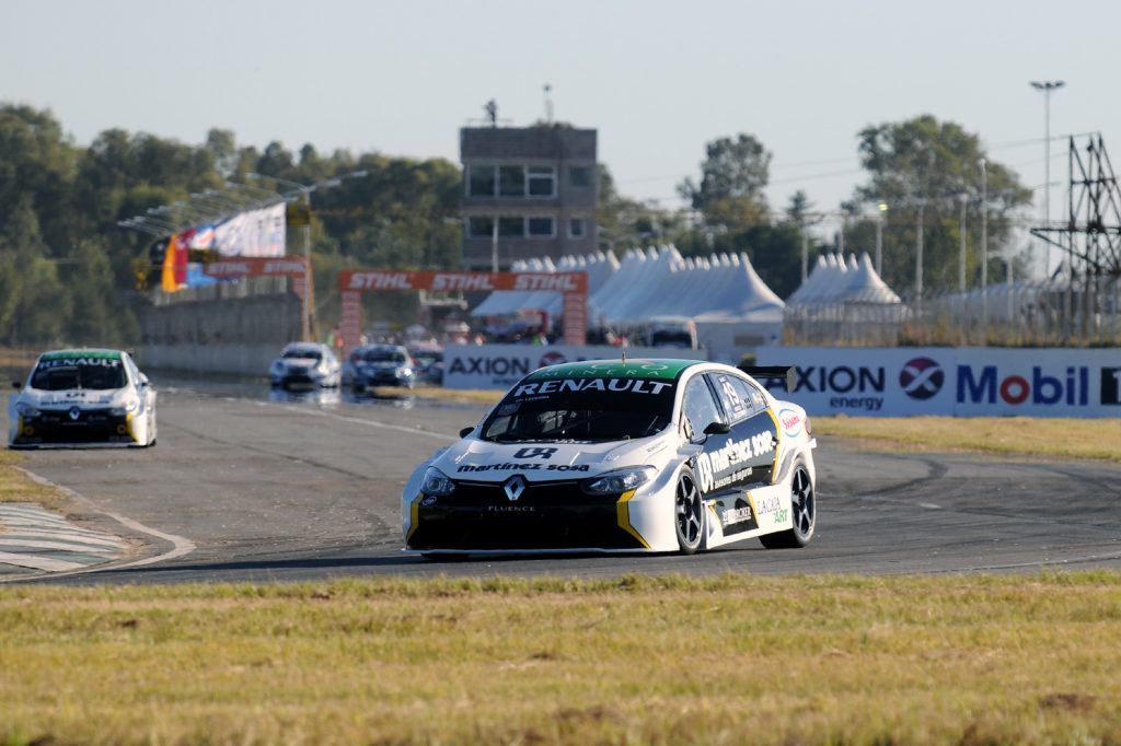 El auto que conducirá Christian Ledesma este año en el Súper TC 2000.
