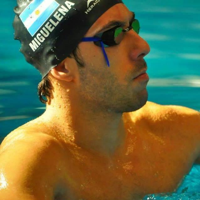 El marplatense Miguelena será uno de los representantes argentinos en Toronto.