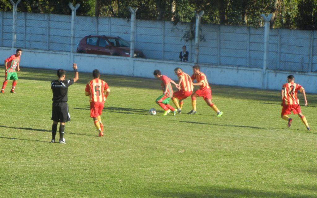 Comenzó la actividad del fútbol de Mar del Plata.