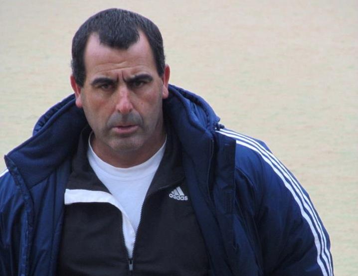 Gustavo Rìos, uno de los entrenadores de la Selección Argentina de Roller Hockey.