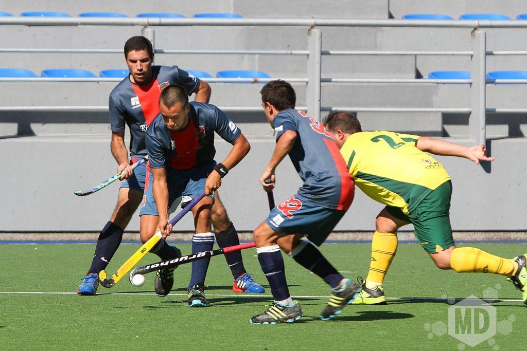 MDQ 06 Hockey Club emprenderá su segundo viaje de la temporada. (Foto: Carlos De Vita)