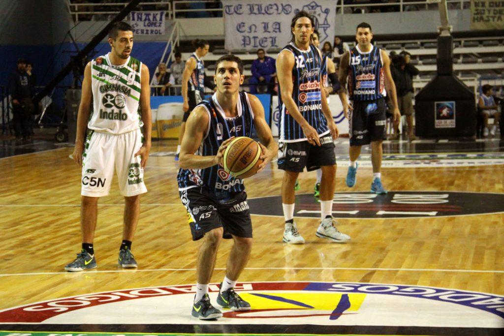 Luciano Massarelli jugará su segunda temporada en Peñarol. (Foto: Carlos De Vita)