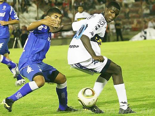 Leonardo Villán, nuevo refuerzo de Alvarado.