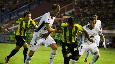 Aldosivi y Quilmes siguen sin ganar. (Foto: www.playfutbol.com)
