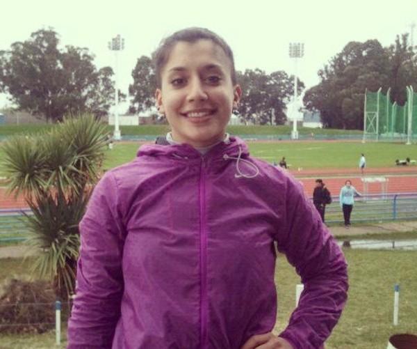 Luciana Sánchez la destacada de la 1º fecha en el Campeonato Marplatense Juvenil.