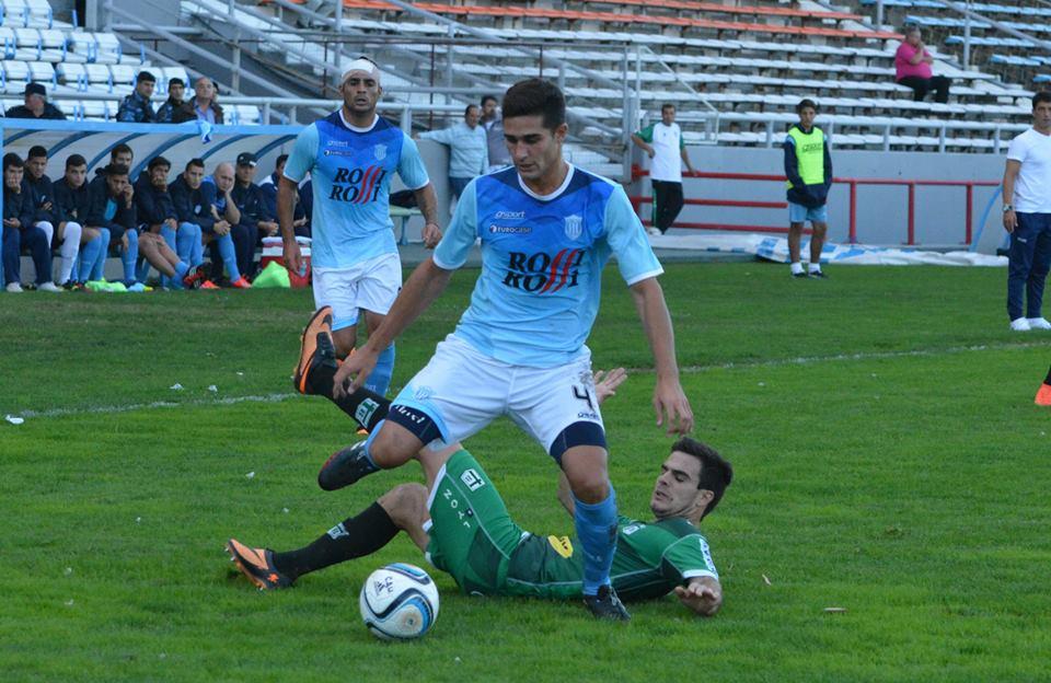 Unión tiene un lateral cubierto con Barrera y Caruso, ambos en imagen. (Foto: Pedro Celano)