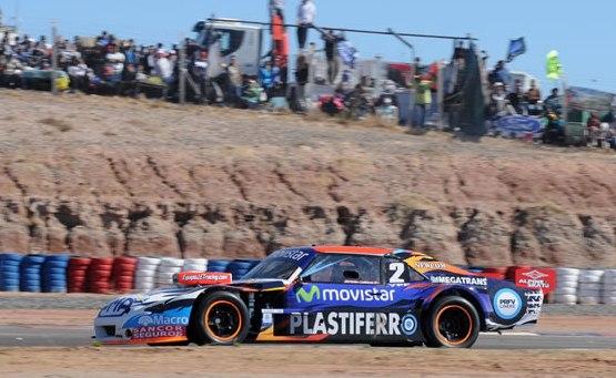 Christian Ledesma fue 12º en Neuquén.