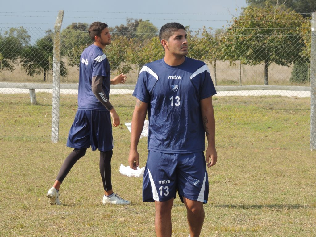 Leonardo Villán será el reemplazante de Mauro Castro.