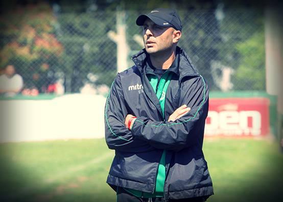 Hoy comenzó a trabajar Damián García en Círculo Deportivo.