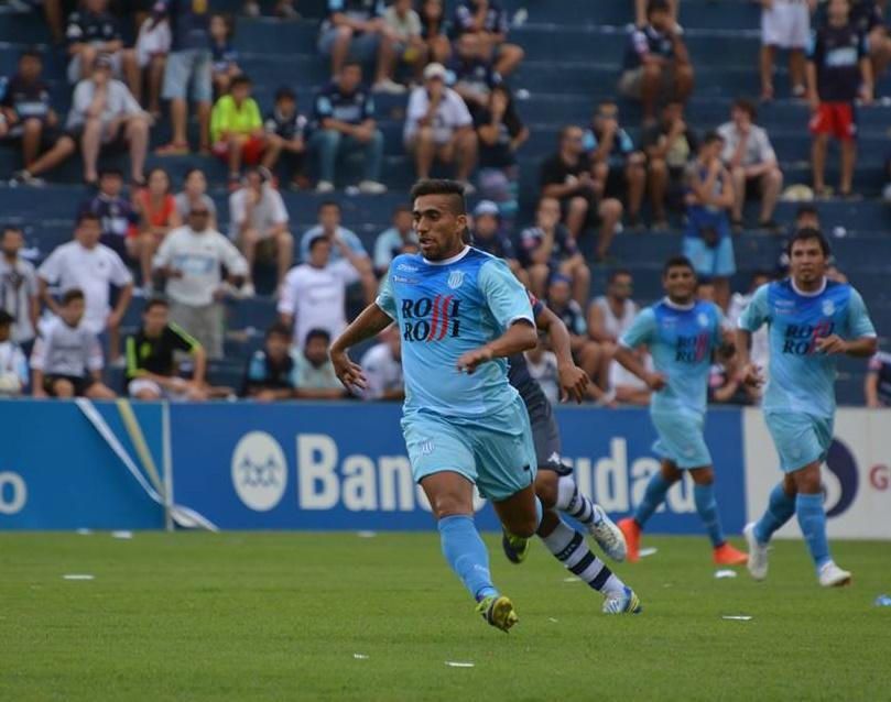 Emmanuel Giménez analizó la temporada de Unión. (Foto: Pedro Celano)