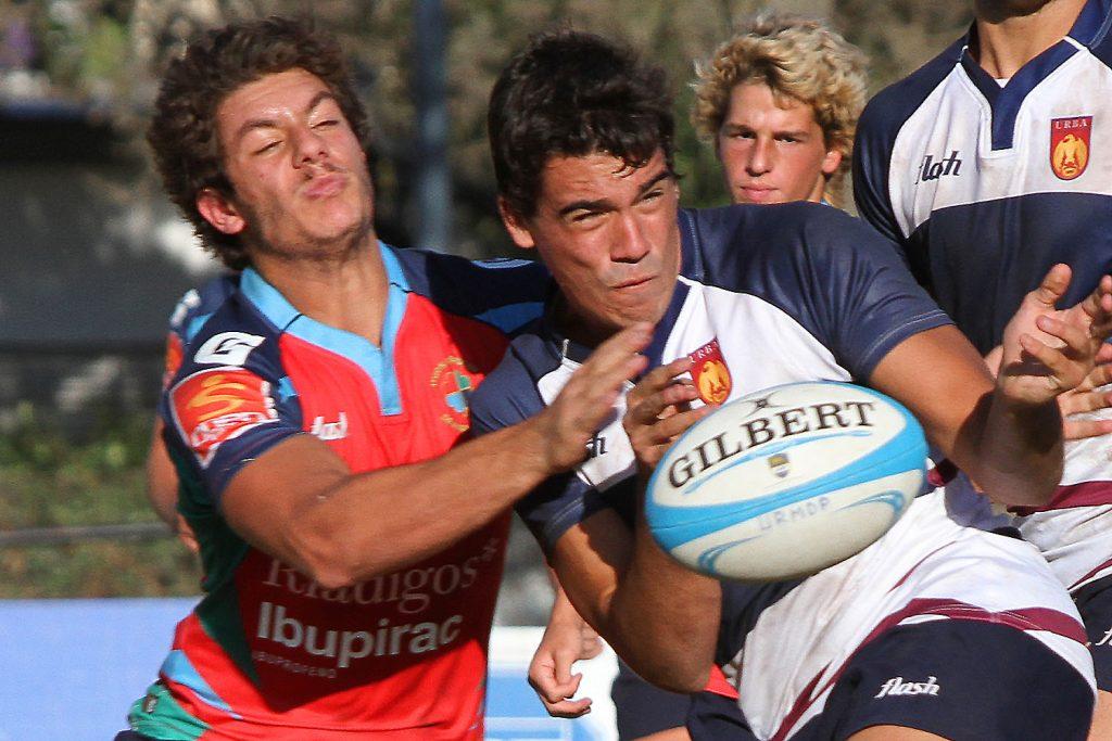 Felipe Poli fue uno de los destacados en el equipo de la URMDP. (Foto: Archivo Prensa URMDP)